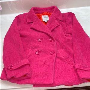 Pink Children Place Coat